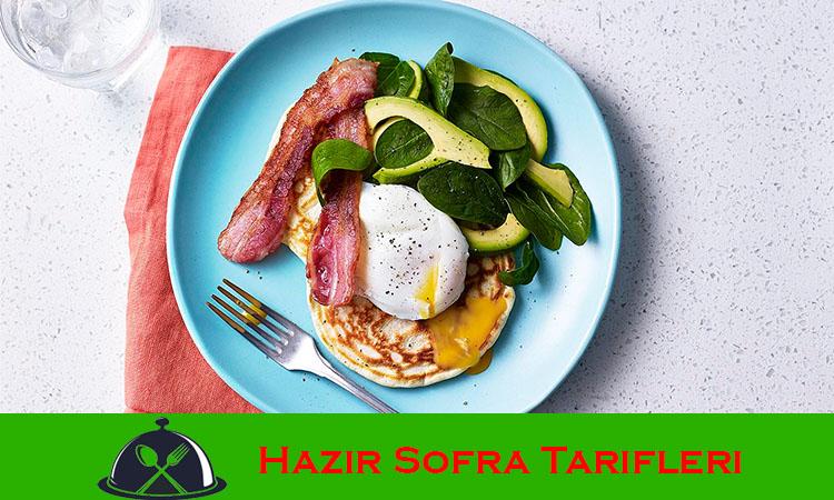 Kolay Amerikan Pancake - Krep Tarifi