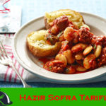 Sosisli Fasulyeli Patates Yemeği Tarifi